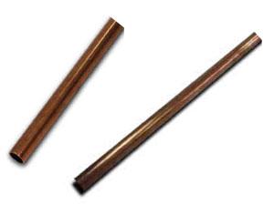 Неотожженная труба