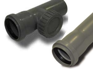Трубы ППР канализационные