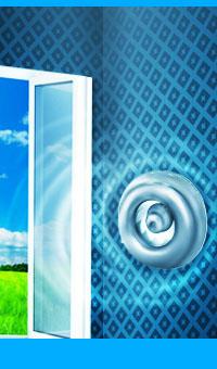 Вентиляторы и воздуховоды
