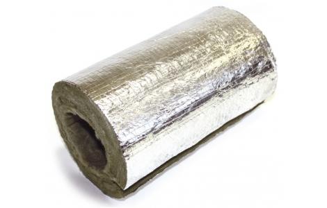 Цилиндры теплоизоляционные Rockwool с толщиной стенки 40 мм