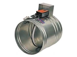 Клапан на электромеханическом приводе с возвратной пружиной BELIMO с ТРУ (EI90)