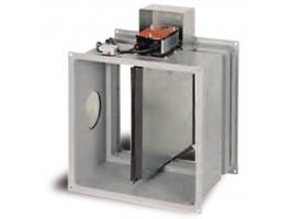 Клапан на электромагнитном приводе с тепловым замком КЛОП 1 (60)
