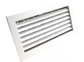 Решетки вентиляционные однорядные длиной 100 мм